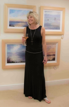 Sara's Private View Nov 2015